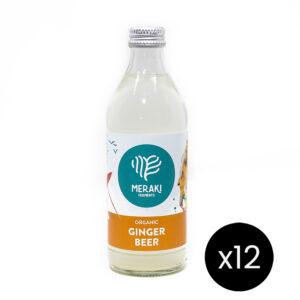 Ginger Beer - Meraki Ferments